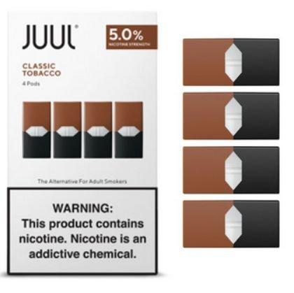 Pod Juul - Classic Tobacco