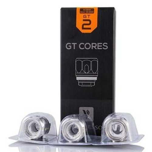 Resistência / Coil GT Cores para Tanque NRG / NRG-S / NRG-PE - GT2 - Vaporesso