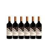 Kit Courmayeur Vinho Essencial Ancellotta 750ml