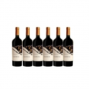 Kit Courmayeur Vinho Essencial Marselan 750ml
