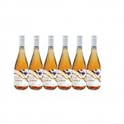 Kit Courmayeur Vinho Essencial Rosé 750ml