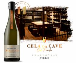 Espumante Courmayeur Cela da Cave Sur Lie 750ml