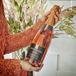 Espumante Courmayeur Rosé Brut 750ml
