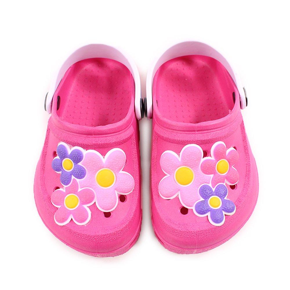 Babuche Infantil Flores