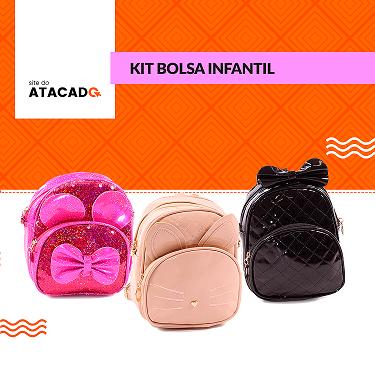 Kit Bolsa Infantil