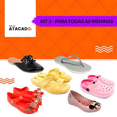 Kit Para Todas As Meninas