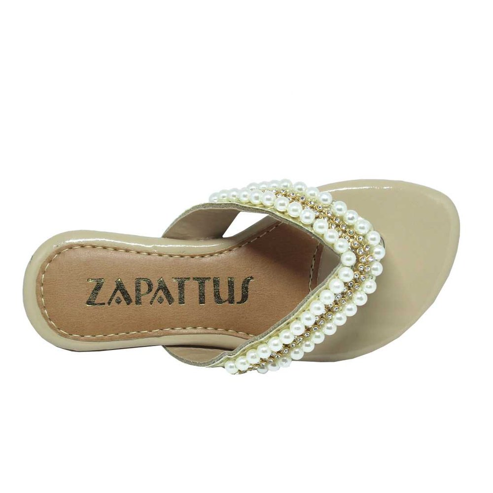 Rasteira Infantil Luxo Zapattus