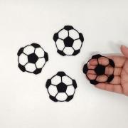 Aplique feltro Bola de Futebol