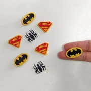 Aplique Símbolo de Super Herói