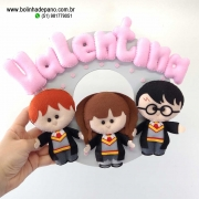 Enfeite Porta Maternidade Harry Potter