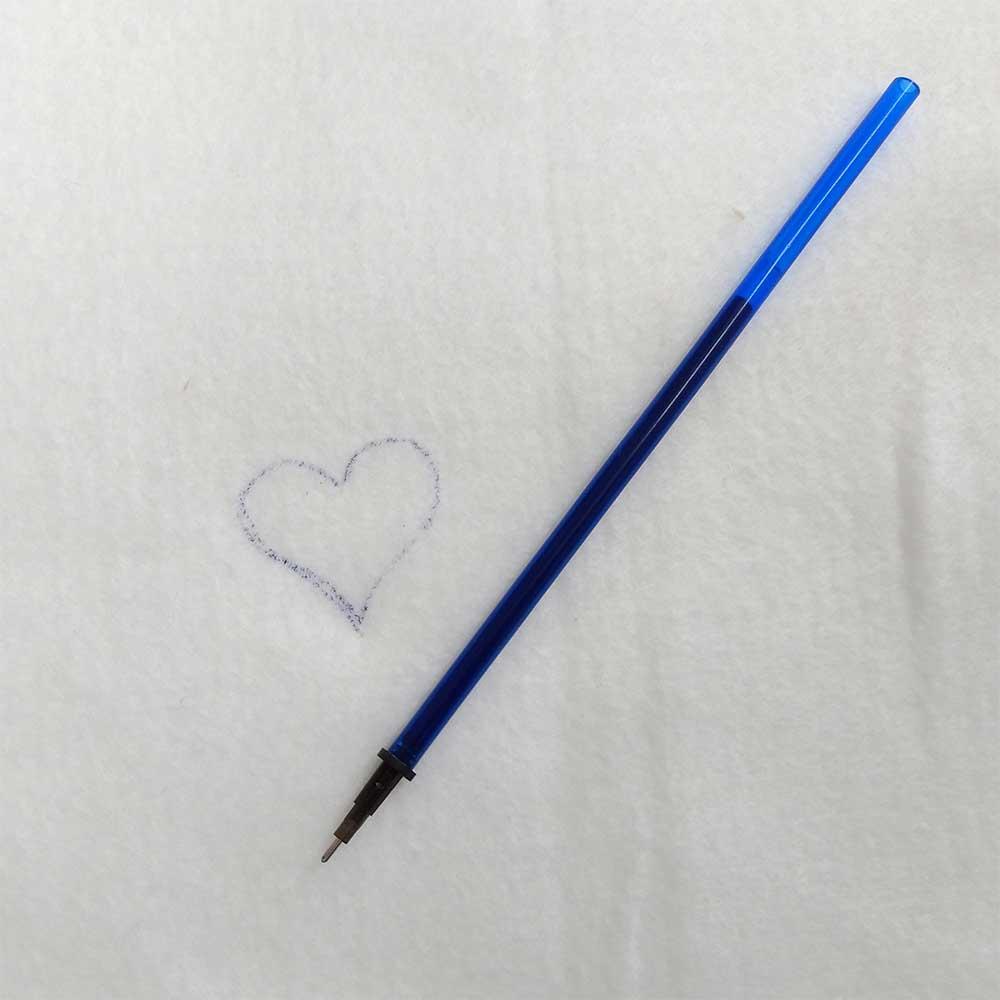 Refil caneta Fantasminha Azul - unidade