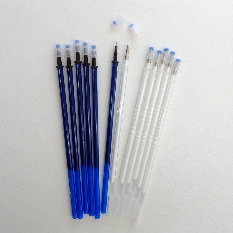 Refil Fantasminha 8 azul 2 branca