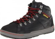 Sapato Caterpillar Men�s Brode Hi ST Skate Shoe - Bico de A�o - Hi (Black/Preto)