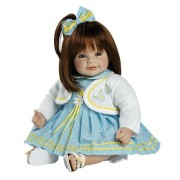 Boneca Adora Baby Doll, 20 inch ´Simply D-lightful´ Red Hair/Blue Eyes
