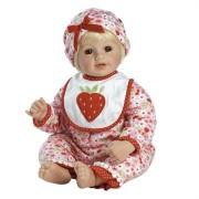 Boneca Adora Berry Sweet 20� Baby Doll Light Blonde Hair/Brown Eyes
