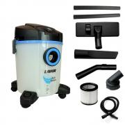 Aspirador 1400W H2O Ciclone Lavor
