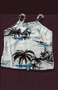 Blusa regata tropical