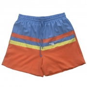 Shorts crepe monaliza det frt compose tira cintura