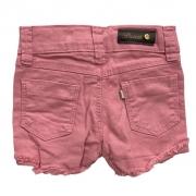 Shorts fem c/ elastano do p ao g