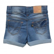 Shorts feminino c/ elastano do p ao g