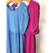 Vestido mídi Luara