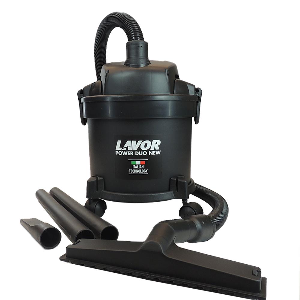 Aspirador de Pó e Água 14L Power Duo New 1250W Lavor