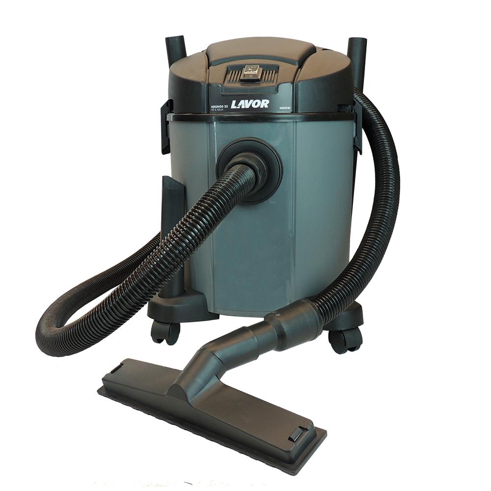 Aspirador de Pó e Água 22L Kronos 23 1400W  Lavor