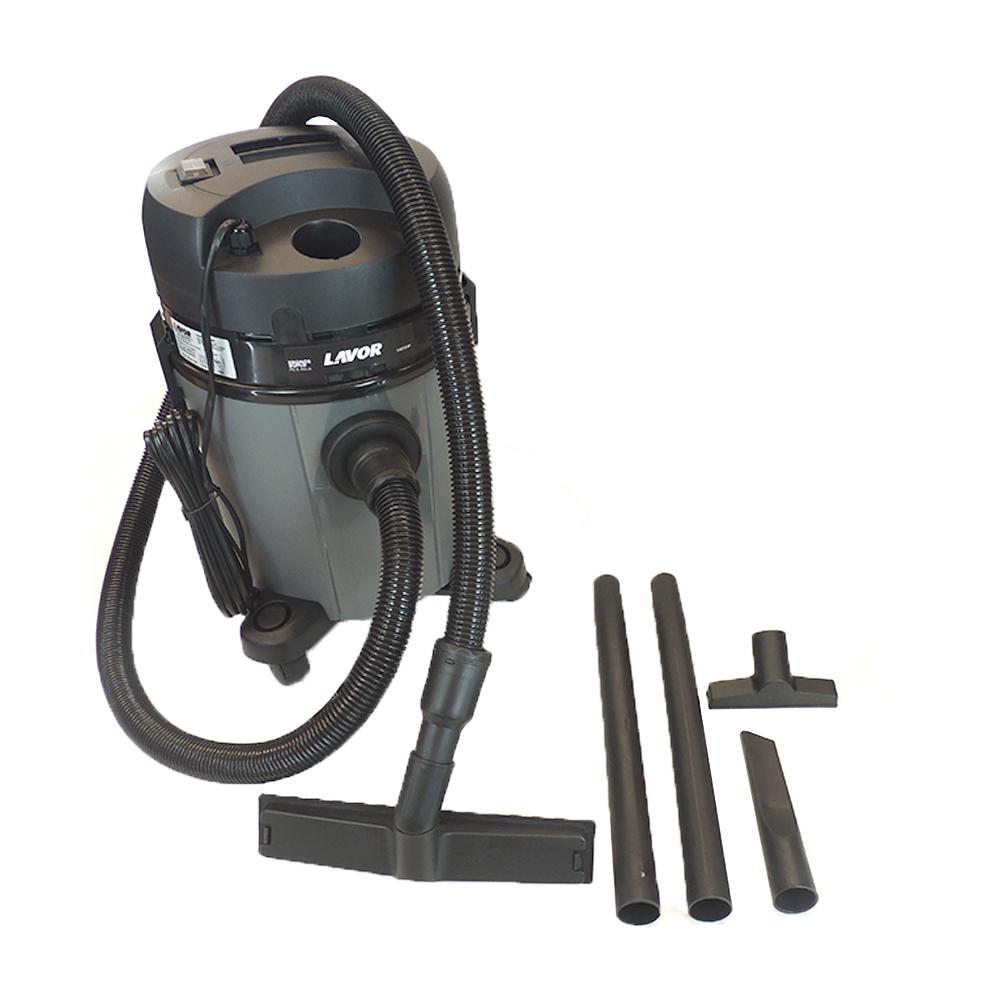 Aspirador de Pó e Água 22L Kronos Duplo 1600W Lavor