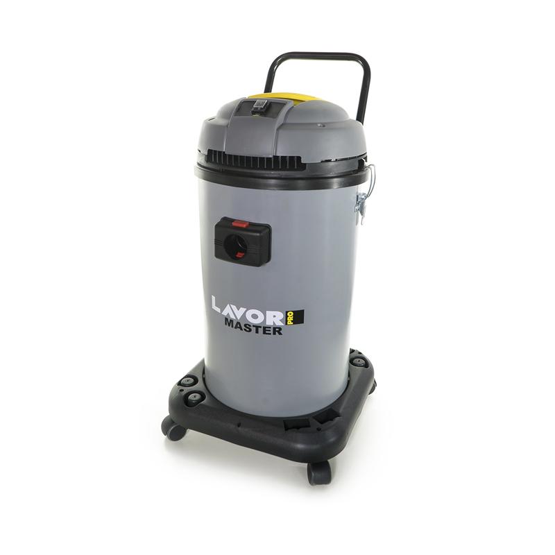 Aspirador de Pó e Água 65L Master 1.65pf 1400W Lavor