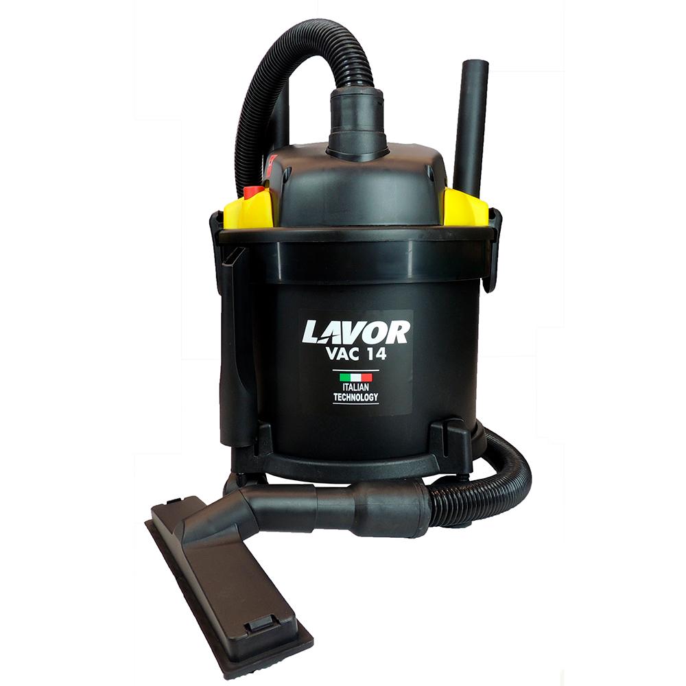 Aspirador de Pó e Água Vac 14L 1250W Lavor