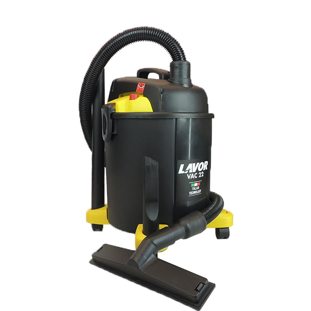 Aspirador de Pó e Água Vac 22L 1250W Lavor