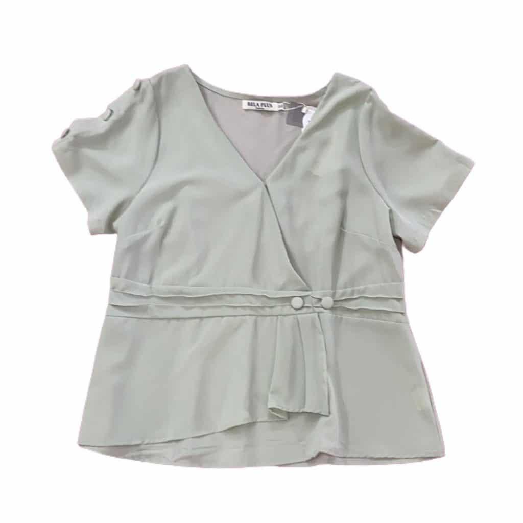 Blusa manga curta
