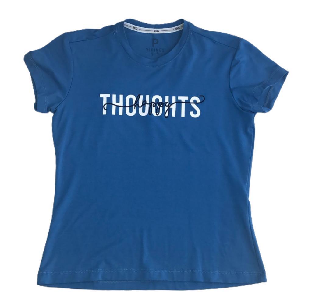 Camiseta viscose feminina