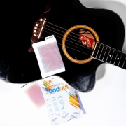 Sílica gel bodout - Música
