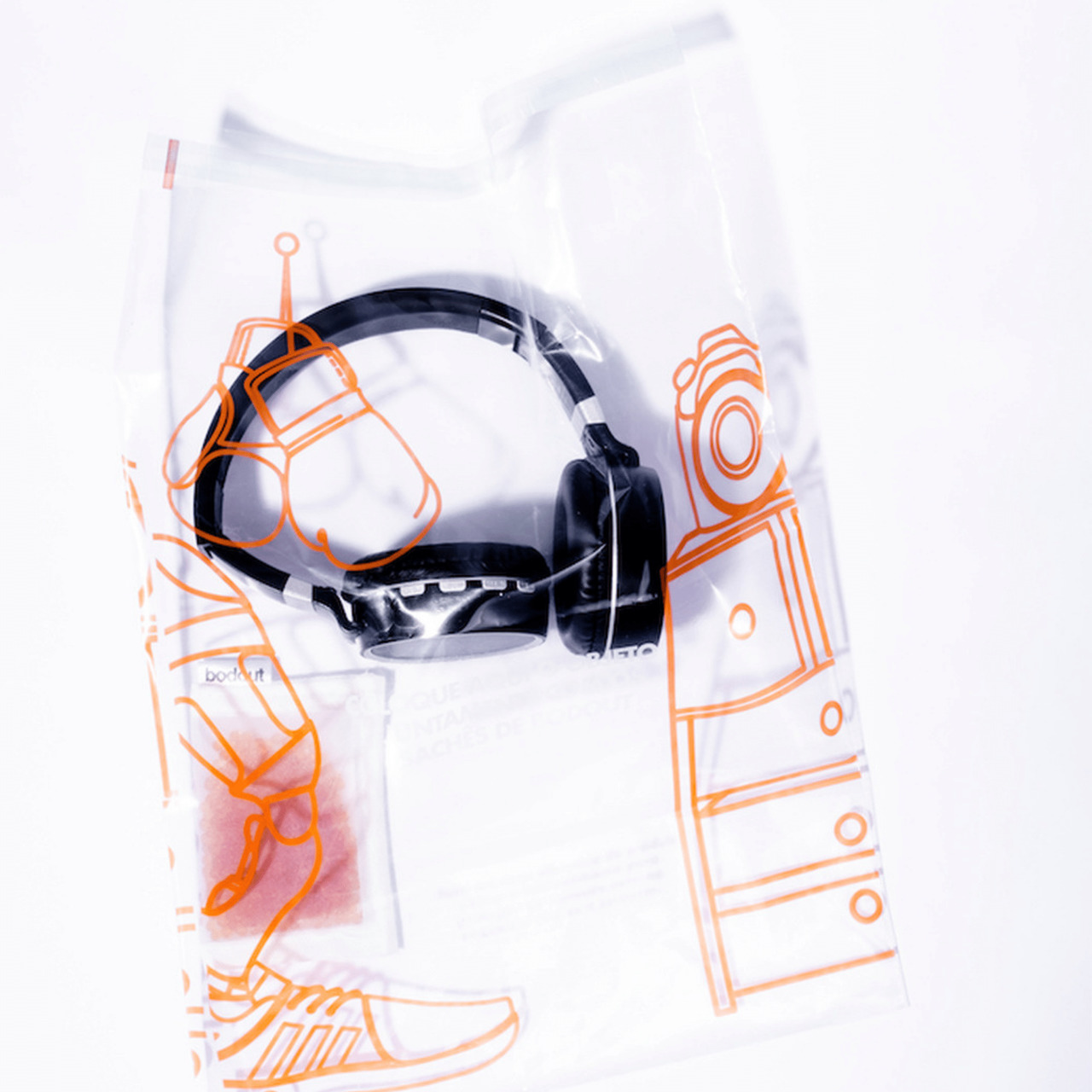 Sílica gel bodout - Eletrônicos