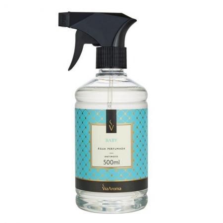 Água Perfumada para Tecidos Baby - 500ml