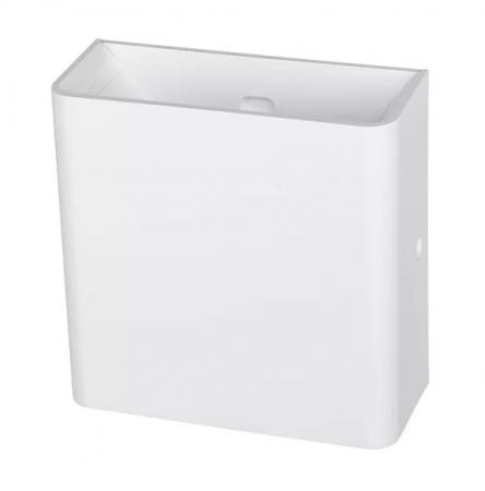 Arandela Clean LED IP65 3W 3000K Branca