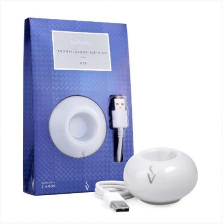 Aromatizador Elétrico USB