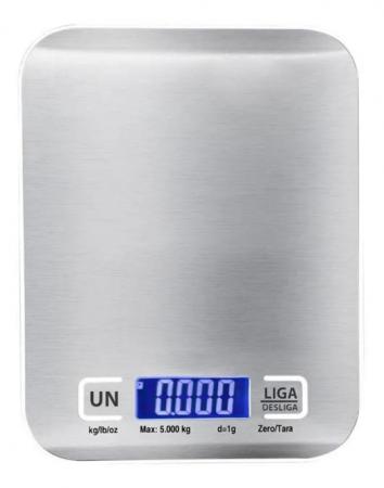 Balança de Cozinha Digital 5Kg