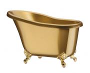 Banheira Suprema PS Dourado Marmorizado