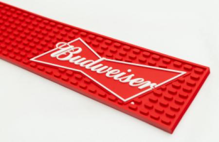 Barmat - Budweiser - 100mm X 550mm X 10mm