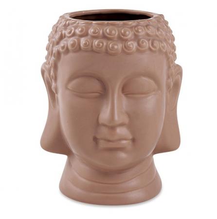 Buda Terracota em Cerâmica