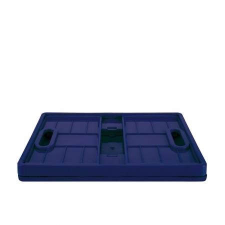 Caixa Dobrável Grande Azul