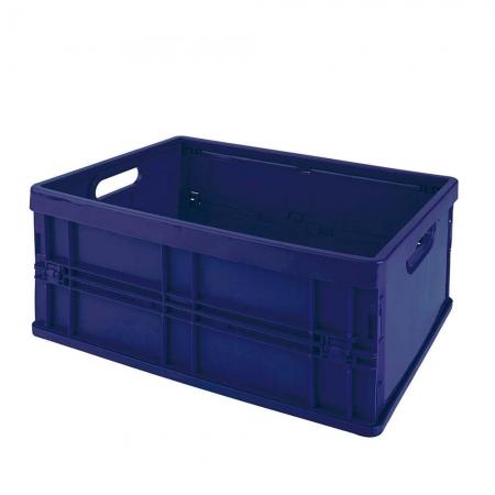 Caixa Dobrável Pequena Azul Noite