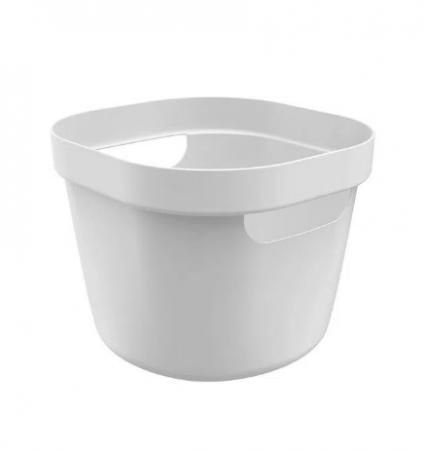 Cesto Cube Flex 4L Branco