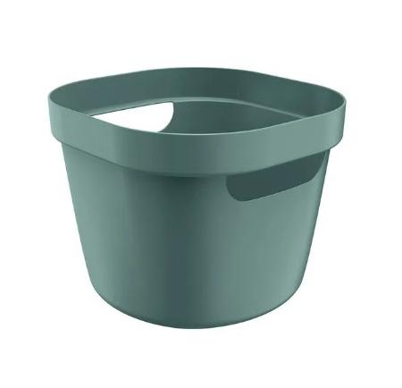 Cesto Cube Flex 4L Verde Eucalipto