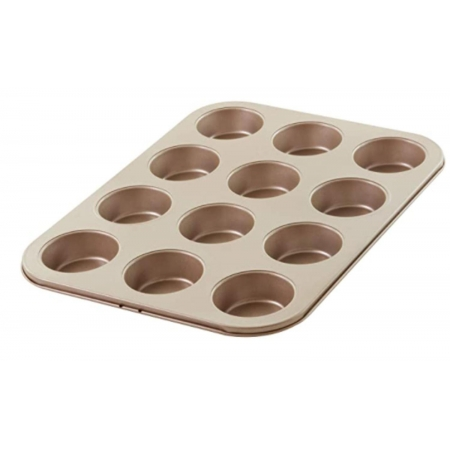 Forma para 12 Cupcakes Lumiere