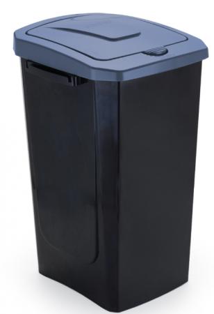 Lixeira Ecofacil 30 Litros com Tampa Automática