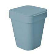 Lixeira Izzy 5L Azul Glacial