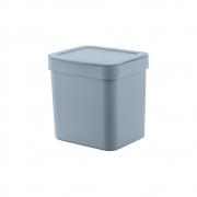 Lixeira Trium 4,7L Azul Glacial